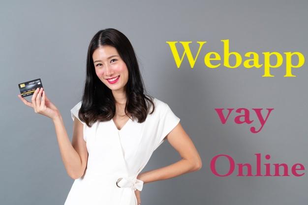 Webapp vay online