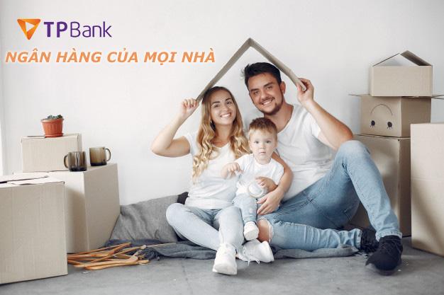 Hướng dẫn vay tiền TPBank tháng 5 2021