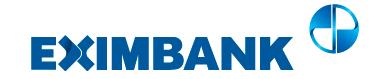Lãi suất ngân hàng Eximbank hiện nay